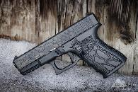 800  New Custom Glock G19 Professionally EngravedCoated