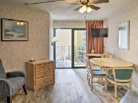 420  Studio  Apartment for rent in Myrtle Beach SC