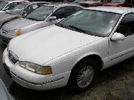 1997 Mercury Cougar XR-7  Automatic