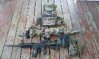 500  Full tactical setup for sale