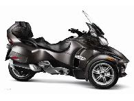 12 999  2012 Can-Am Spyder RT SM5 Touring