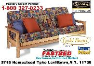 Futons Long Island - Brand New -Factory Direct