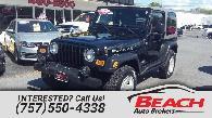 13 999  2006 jeep wrangler rubicon 4x4   carfax certified   hard top   6 speed m