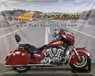 13 599  2014 Indian Motorcycle Chieftain Indian Motorcycle Red