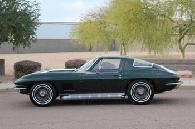 155 000  1967 Chevrolet Corvette Coupe