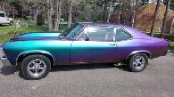 26 495  1972 Chevrolet Nova