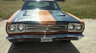 32 000  1969 Plymouth Road Runner