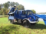 39 900  1977 Mercedes-Benz Unimog 416  All Purpose Vehicle