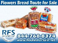 180 000  Flowers Bread Route distributorship for sale  Panama City Beach