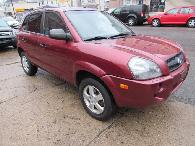5 995  Stop By and Test Drive This 2008 Hyundai Tucson with 84 691 Miles