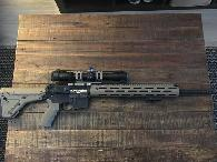 223  For Sale SCAR 17  Steyr Scout and 2 AR-15s
