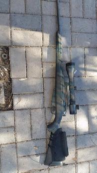 250  mosin nagant custom sniper