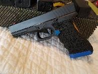 680  Custom glock 17  KE Slide