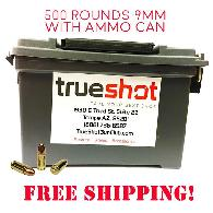 75  Presidents Day Sale - 9mm and  223 FREE SHIPPING  FREE AMMO CAN