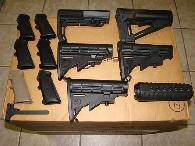 AR15 parts  SW 15-22  Magazines  GLOCK mag extensions   Misc - UPDATED 3-18-2018