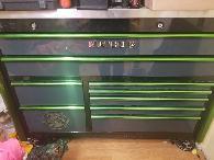 5 000  Matco 6 series toolbox