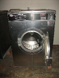 2 550  Unimac UniMat Uni-Mac 50 lb washer extractor used
