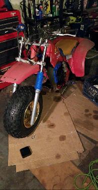 1 000  83 Honda ATC 250R