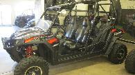 10 999  2011 Polaris Ranger RZR 4 800