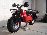 4 300    2005 Rokon Trail-Breaker
