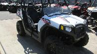 9 600  2016 Polaris RZR 570 White Lightning LE