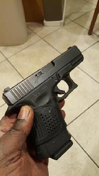 WTT Glock 23 G4 for Glock 19 G4