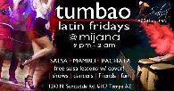 Tumbao  Fridays Salsa Lessons  dj Ben  Show  Fri 223