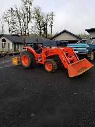 18 900  2003 kubota L3130 immaculate tractor