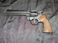 40  Crosman  177 Caliber 357 Double Action CO2 Pellet Gun