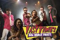 0216  021718 Fast Times 80s Dance Party Band Live at Twin Pines Casino