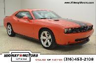 29 000  2008 Dodge Challenger SRT8