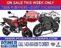 369  Dirt Bikes Pit Bikes  Four Wheeler Quads  ATVS  Pocket Bikes  Go Karts  Gas Scooters  Motorcycles