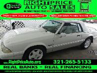 8 979  1993 Ford Mustang LX