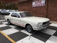 11 995  Wow A 1965 Ford Mustang with 102 888 Miles