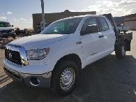 12 995   2009 Toyota Tundra SR5 5 7L FFV Double Cab 4WD  Must See