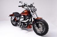8 590  2009 Harley-Davidson Dyna Glide - Fat Bob