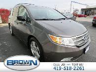 17 000  2011 Honda Odyssey Touring