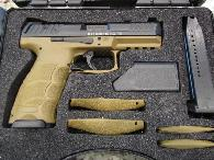 700  HK VP9 9MM FDE Frame
