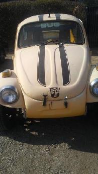 3 000  68 VW Baja