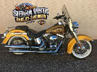 17 499  2016 Harley-Davidson FLSTN - Softail Deluxe