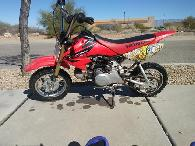 800  Honda Crf 50 Dirt bike