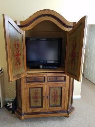 65  Antique Armoire for sale