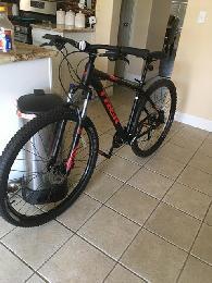 1 234  Trek mountain bike trade