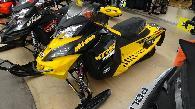 9 499  2014 Ski-Doo MX Z X-RS E-TEC 800R ES w Adj  Susp   Ripsaw Snowmobile -Trail