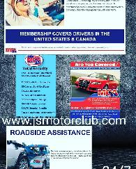 Roadside assistance and more